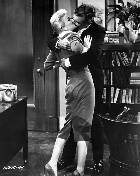 Clark Gable Doris Day