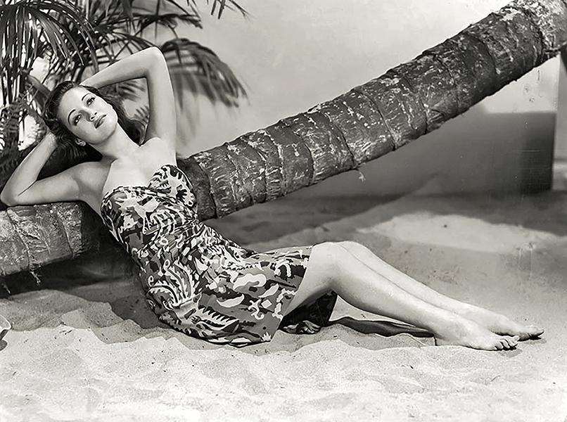 Dorothy Lamour 1931