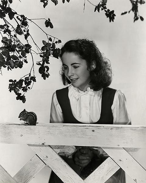 Elizabeth Taylor 1946