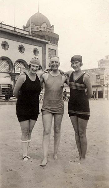 Ocean park Beauties 1920s
