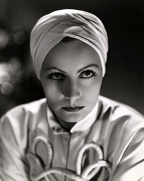 """Being in the newspapers is awfully silly to me. I have nothing to contribute."" – Greta Garbo (Bizarre Los Angeles)"