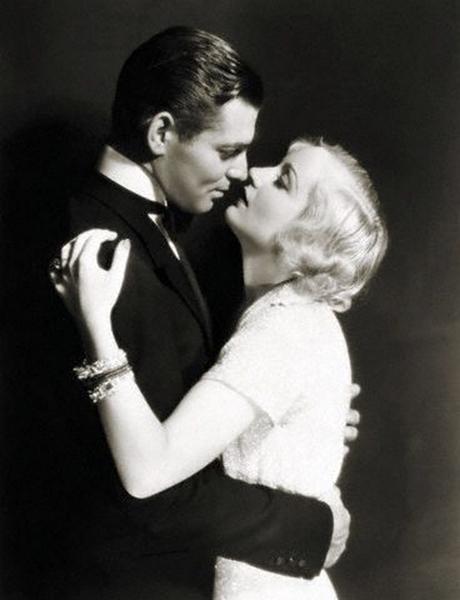 Clark Gable Carole Lombard