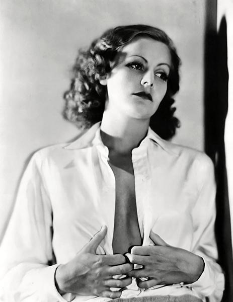 Greta Garbo 1929