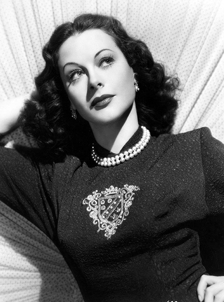 """""""Mr. Mayer never spoke to me. One day I said, 'Mr. Meyer, who don't you say hello to me?' He said, 'Why should I? You're not my wife.' It was only because I wouldn't sleep with him."""" -- Hedy Lamarr"""