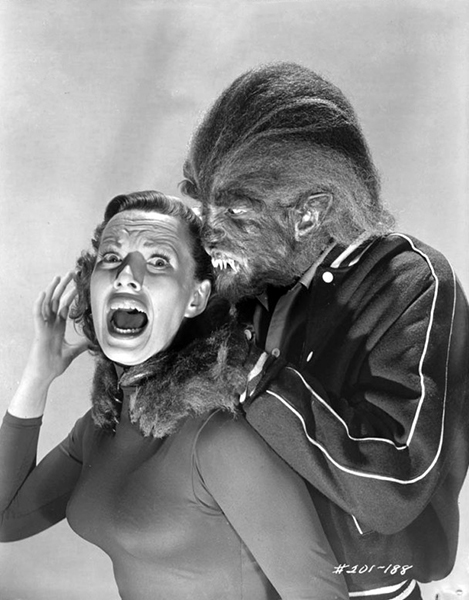 """I was a Teenage Werewolf"" (1957). Bizarre Los Angeles"