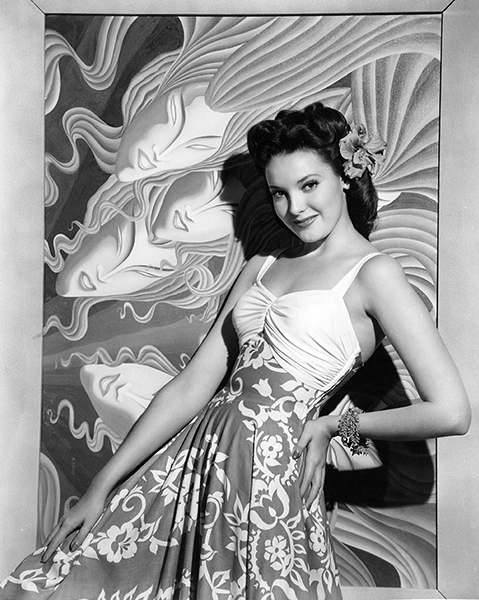 """I've begun to think there's something to the law of compensation. I've had all of the good things any woman could ever desire - and most of the bad things no woman wants."" -- Linda Darnell (Bizarre Los Angeles)"