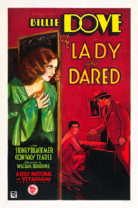 The Lady Who Dared 1927