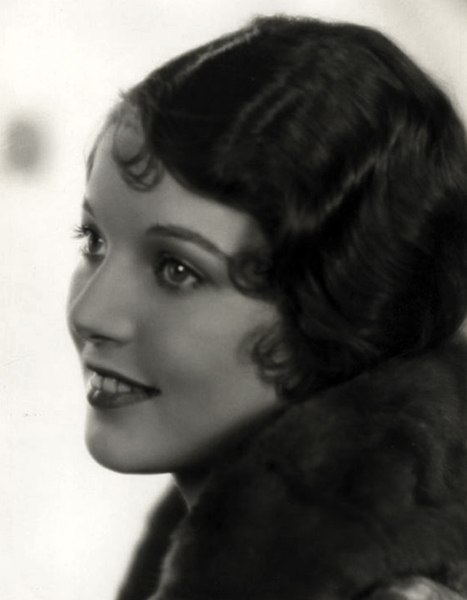 Young Loretta Young