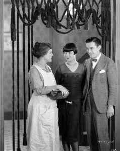 """Louise Brooks in """"The Show-Off"""" (1926). Bizarre Los Angeles."""