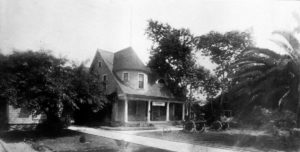 The Western Lubin Studio in Los Angeles was once located at 4530 Pasadena Ave. The company went bankrupt in 1916. (Bizarre Los Angeles)