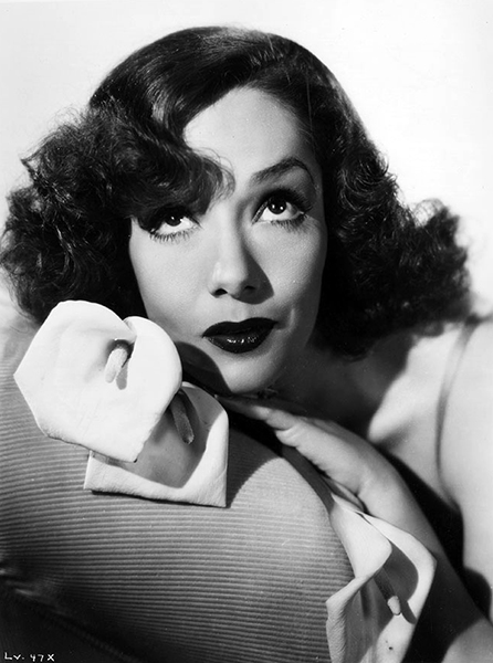 """Eef I find another hoosban, I run away leeve in Mexico - not in thees Hollywood."" -- Lupe Vélez (Bizarre Los Angeles)"