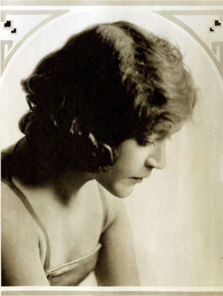 """""""My name is better known today, after a season in pictures, than in all the years I was on the stage."""" --Mae Murray (Bizarre Los Angeles)"""