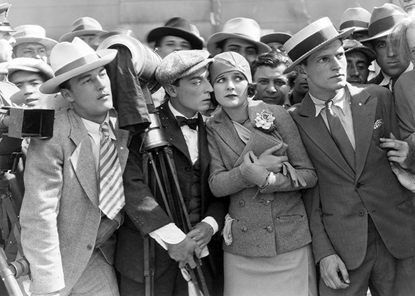 Marceline Day Buster Keaton The Cameraman