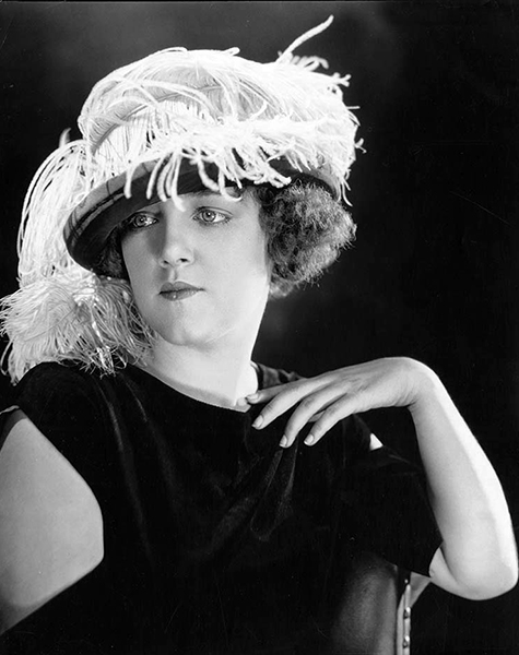 Mildred Davis (Bizarre Los Angeles)