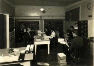 Glendale office 1922