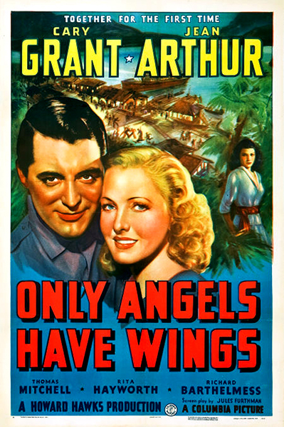 Only Angels Have Wings 1939