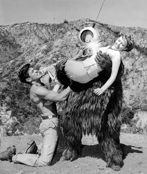 Robot Monster 1953