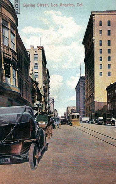 Spring Street 1912