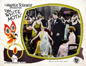 The White Moth 1924