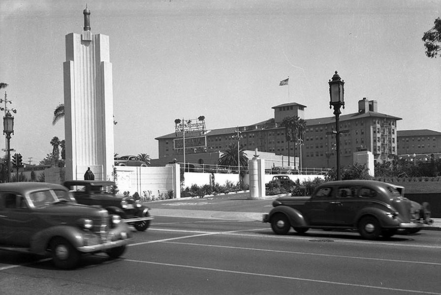 Ambassador Hotel 1939