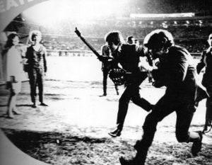 Beatles Dodger Stadium