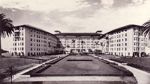 Los Angeles Ambassador Hotel (Bizarre Los Angeles)