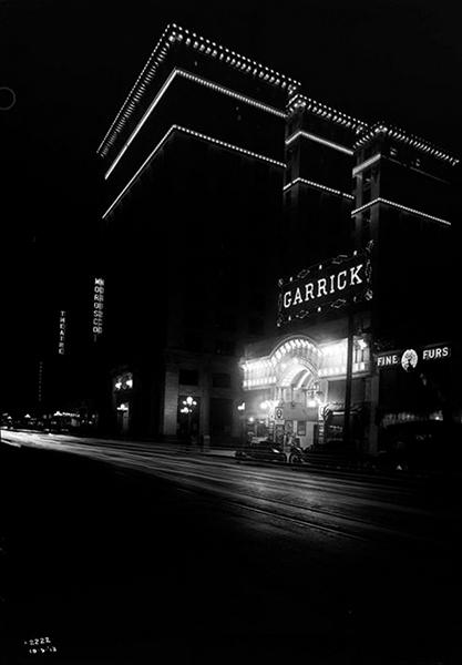 Garrick Theatre 1913