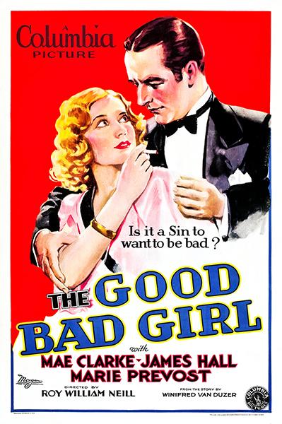 The Good Bad Girl 1931