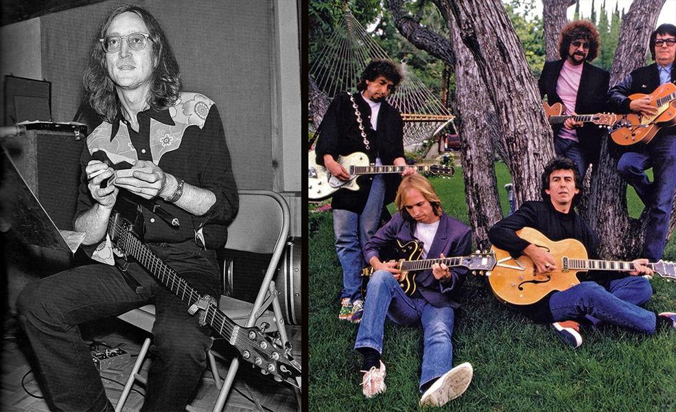 """""""Oh, John would be a Wilbury in a second."""" – George Harrison(Bizarre Los Angeles)"""