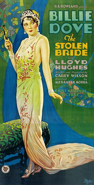 The Stolen Bride Billie Dove