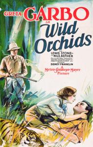 Wild Orchids Nils Asther Greta Garbo Lewis Stone