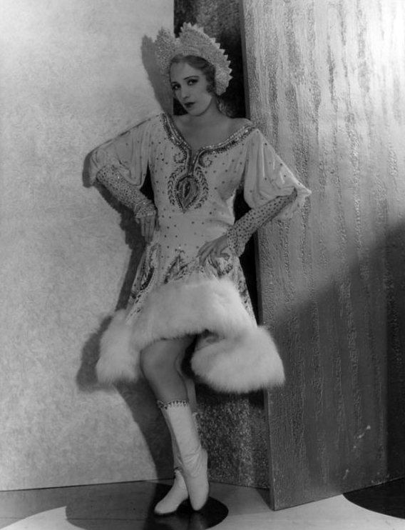 """Oh, please see the publicity director. I don't like to talk about myself."" -- Bebe Daniels (Bizarre Los Angeles)"