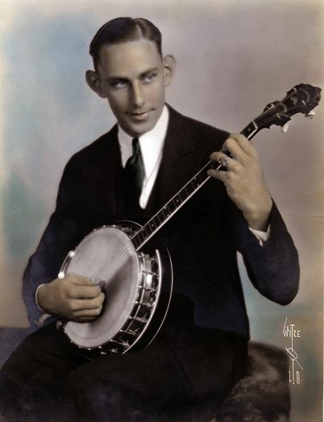 Banjo Player Witzel