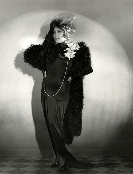 Gloria Swanson Vamp