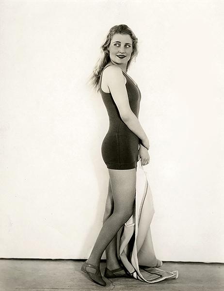 Jeanette Loff - Tragic Film Player | Bizarre Los Angeles