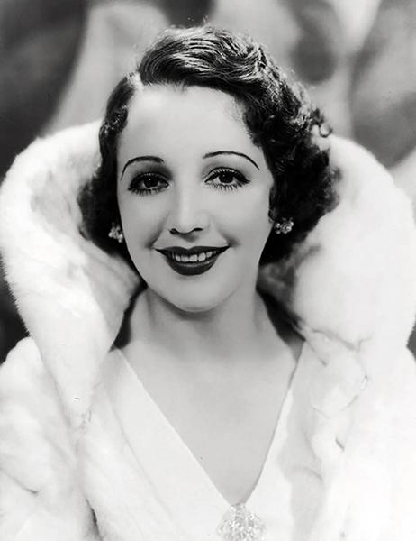 Bebe Daniels 1932