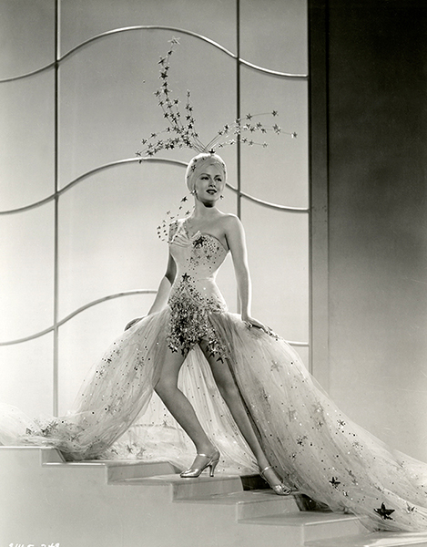 Lana Turner Ziegfeld Girl