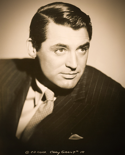 Cary Grant 1940s