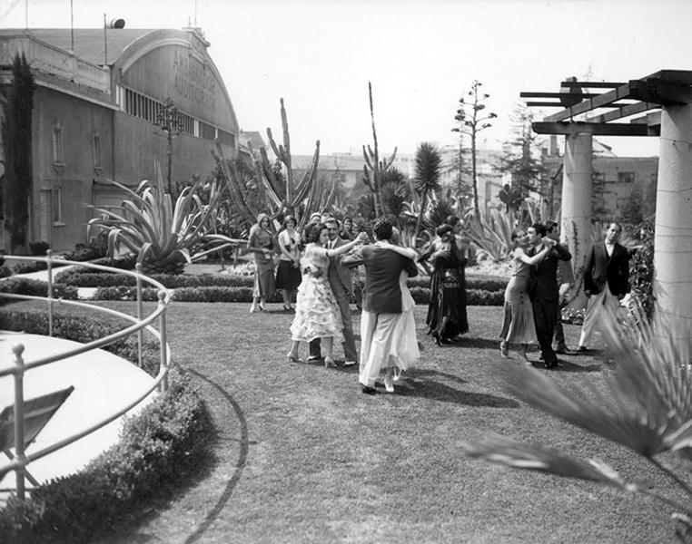 Ambassador hotel 1930
