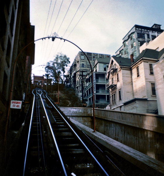 Angels Flight 1962