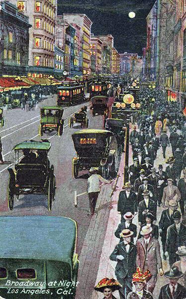 Broadway 1912