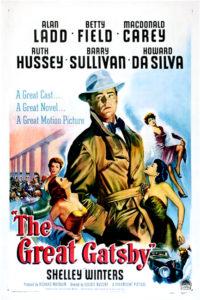 Alan Ladd The Great Gatsby