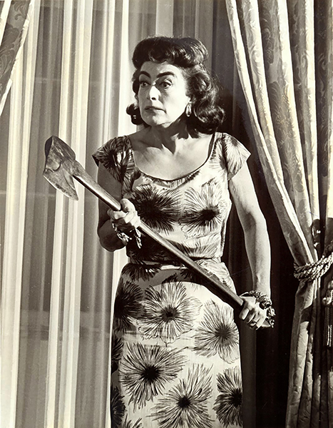 Joan Crawford Berserk