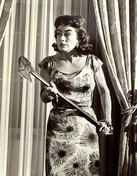 Joan Crawford Berserk