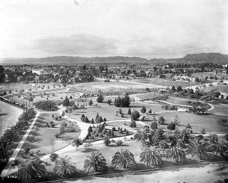 Sunset Park Lafayette Park 1913