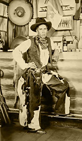 1926 cowboy