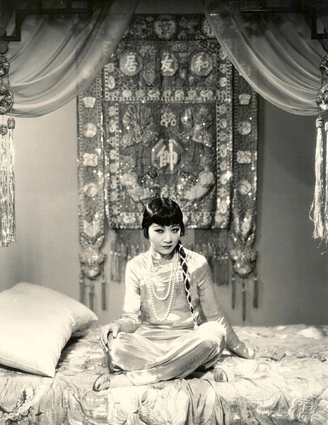 Anna Mae Wong