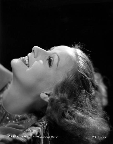 Garbo laugh