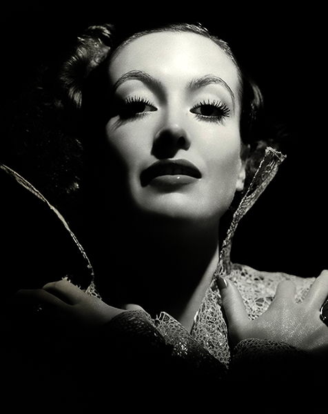 """I'm ambitious and I'm proud of it."" – Joan Crawford (Bizarre Los Angeles)"