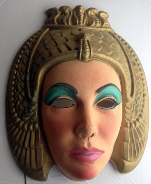 Elizabeth Taylor Cleopatra Mask